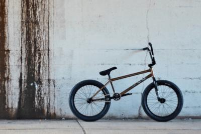 BMX-Fahrrad-Bild