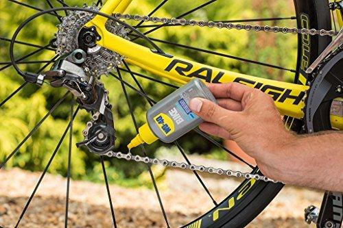 WD-40 Bike Kettenöl Feuchte Bedingungen 100 ml, transparent, 49687 - 3