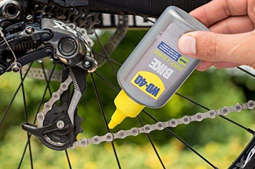 WD-40 Bike Kettenöl Tockene Bedingungen 100 ml, transparent, 49695 - 2