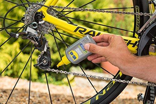 WD-40 Bike Kettenöl Tockene Bedingungen 100 ml, transparent, 49695 - 3