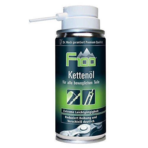 Dr. Wack F100 Kettenöl Spraydose multicolor 100ml Fahrrad -