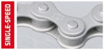 Fahrradkette Connex 1Z1 1/2 x 1/8 Antirost 112 Glieder -