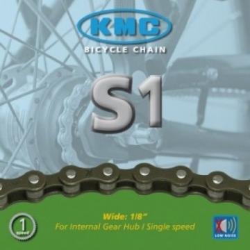 Fahrradkette KMC Kette S-1, 1/2 x 1/8, 112 Glieder -