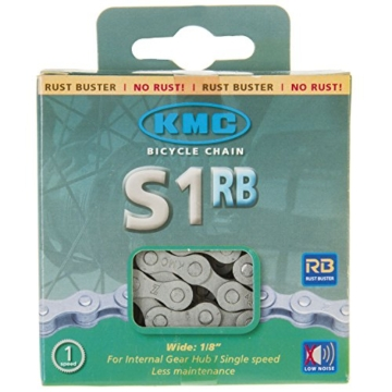 Fahrradkette KMC S1 112 Glieder 1/2 x 1/8, 8.6mm -