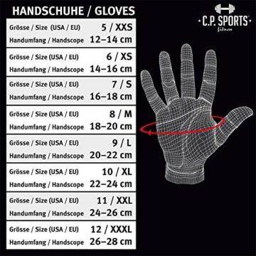 Iron-Handschuh Komfort F7-1 – Fitness-Handschuhe, Trainings Handschuhe CP Sports -