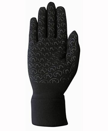Roeckl Pino Winter Fahrrad Handschuhe lang schwarz: Größe: 8.5 -