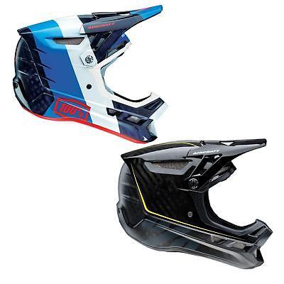 100% Prozent Aircraft MIPS Carbon DH MTB BMX Helm Downhill Mountain Bike Fahrrad