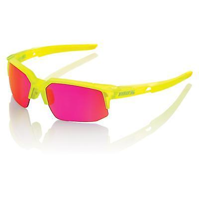 100% Prozent Speedcoupe Sport Sonnenbrille Verspiegelt MTB Road Bike Fahrrad Rad