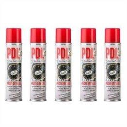 5 X JMC Profi Dry Lube Kettenspray à 150ml Spraydose