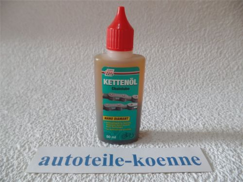 50ml Kettenöl NANO DIAMANT Chainlube Langzeitschmierung Fahrrad Fahrradpflege