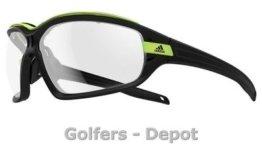 Adidas Brille a194 Evil Eye EVO Pro S black matt glow 6058 Vario