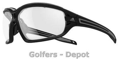 Adidas Brille a194 Evil Eye EVO Pro S crystal matt 6065 Vario