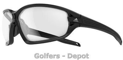Adidas Brille a418 Evil Eye EVO L black shiny 6059 Vario