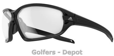 Adidas Brille a419 Evil Eye EVO S black shiny 6059 Vario