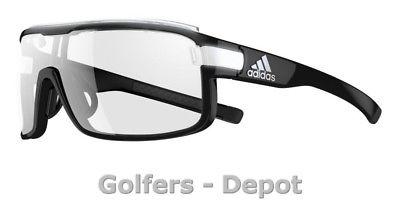 Adidas Brille ad02 ZONYK Pro S black shiny 6056 VARIO