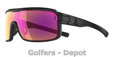 Adidas Brille ad02 ZONYK Pro S coal 6059 LST Bright VARIO