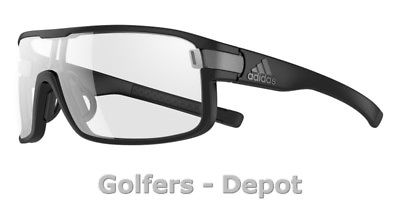 Adidas Brille ad04 ZONYK S black matt 6056 VARIO