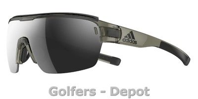 Adidas Brille ad05 ZONYK AERO Pro Small cargo shiny 5500 chrome mirror