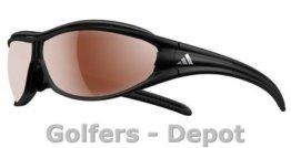 Adidas Brille Evil Eye Pro a126 L matt black 6107 LST Polarized silver