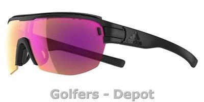 Adidas Brille zonyk aero midcut pro ad11 Large 9400 black matt LST Bright VARIO