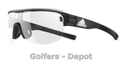 Adidas Brille zonyk aero midcut pro ad11 Small 6700 coal reflective Vario