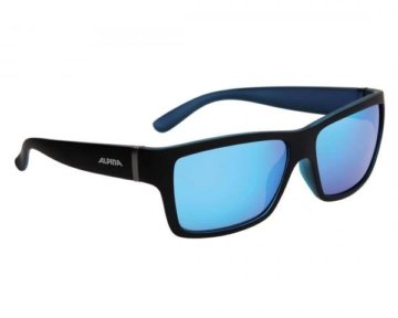 Alpina Kacey Sports Style Brille | black matt-blue