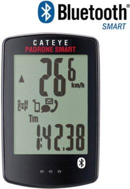 Cateye Fahrradcomputer Padrone Smart CC-PA500B  GPS APP