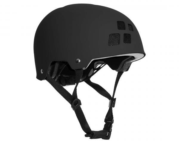 Cube Dirt Bike Helm   black