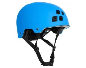 Cube Dirt Bike Helm | blue