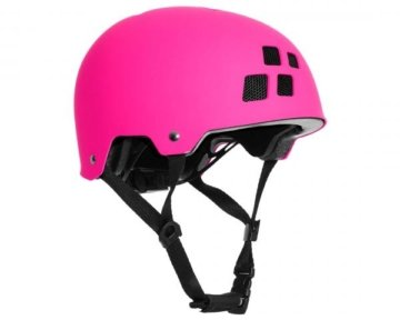 Cube Dirt Bike Helm   pink