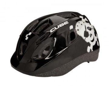 Cube Helm Kids Skull