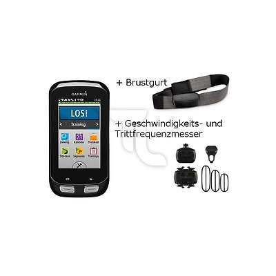 Garmin Edge 1000 Fahrradcomputer NEU GPS Trittfrequenz  Herzfrequenz