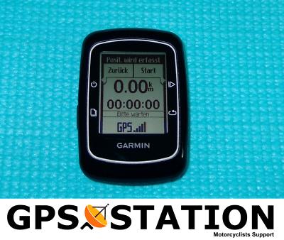 Garmin edge 200 OVP GPS Fahrradcomputer