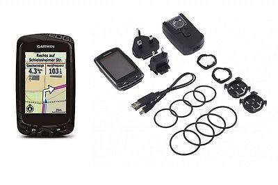 "Garmin Edge 810 Black Biker/Fahrrad Computer GPS Navigation 6,6 cm 2,6"" Display"