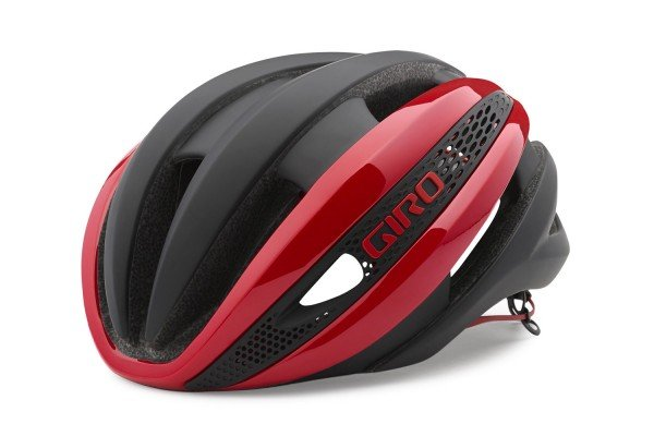 Giro Synthe Mips bright red/ matt black 55-59