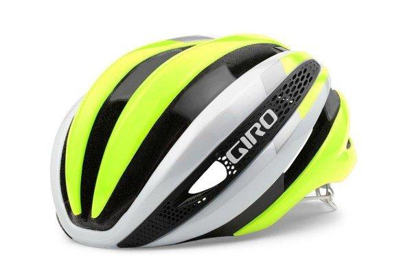 Giro Synthe Mips white/yellow 59-63