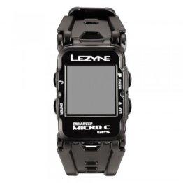 Lezyne Fahrradcomputer GPS Watch schwarz