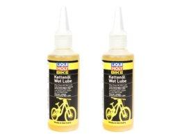 LIQUI MOLY Bike Fahrrad Kettenöl Wet Lube Kettenschmierung 2 Stück á 100 ml
