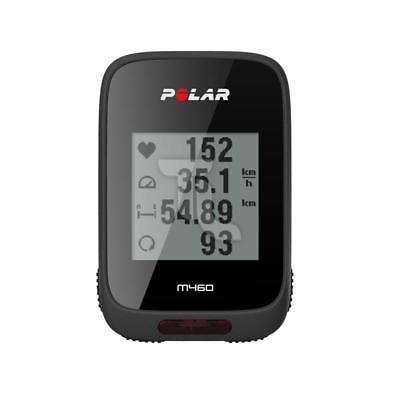 Polar M460 GPS-Fahrradcomputer (mit oder ohne H10 Pulsgurt) NEU