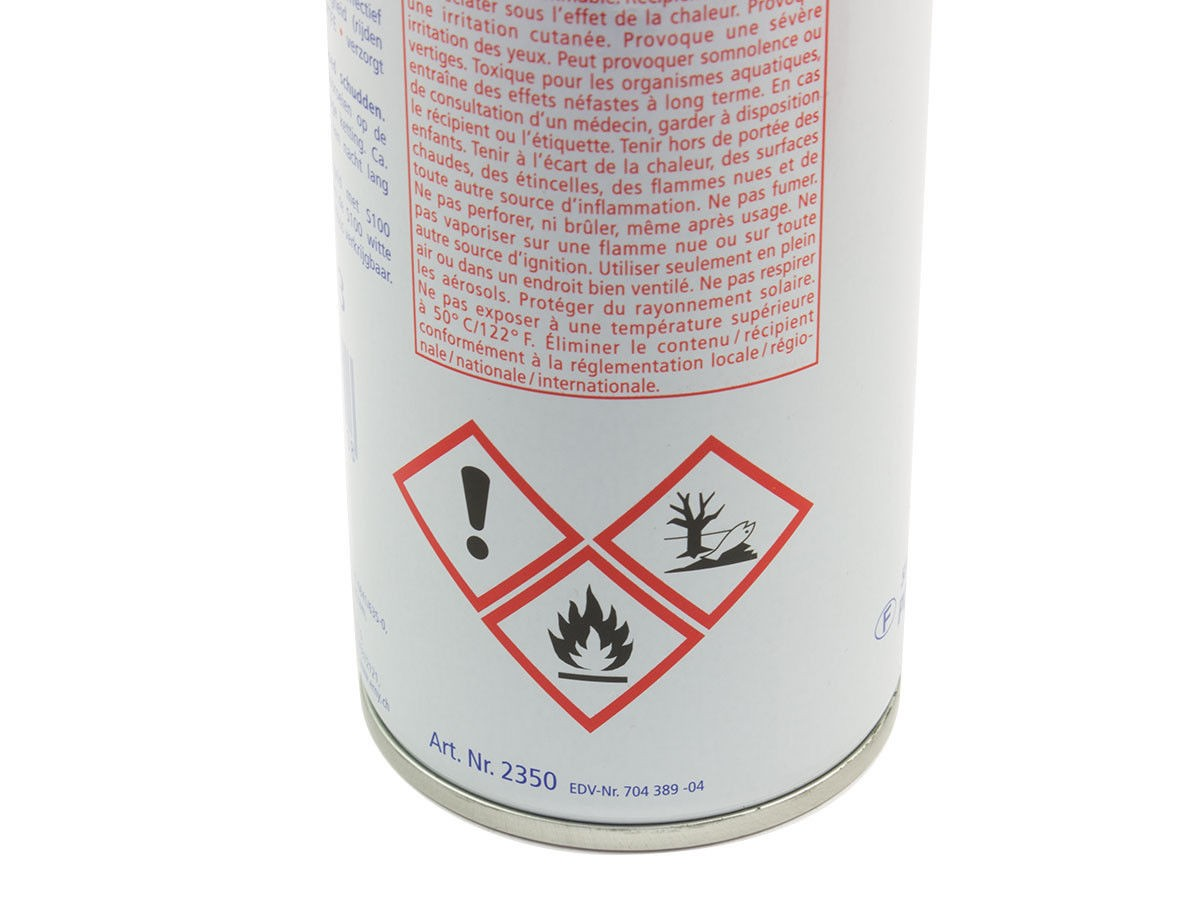 S100 weises Kettenspray 3 X Dose a 400 ml DR. Wack (33,29 Euro pro l) Kettenfett