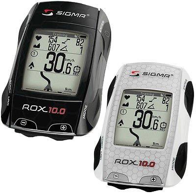 SIGMA ROX 10.0 GPS komplett alle Sensoren PROFI FAHRRADCOMPUTER UVP259,95€