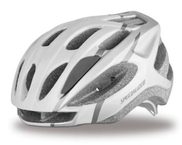 Specialized Womens Sierra Road Helm | White-Silver Arc
