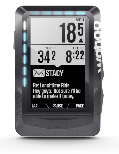 Wahoo Fitness ELEMNT - GPS Fahrrad-Computer