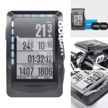 Wahoo Fitness ELEMNT - GPS Fahrrad-Computer - Bundle