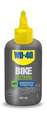 WD-40 Kettenöl Dry 100ml Fahrrad Bike Rad