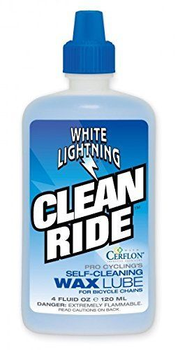 White Lightning Schmiermittel Clean Ride 120 ml Fahrrad Ketten Öl bike Chain Oil