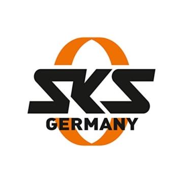 Fahrradluftpumpe SKS Base Line Twinjex -
