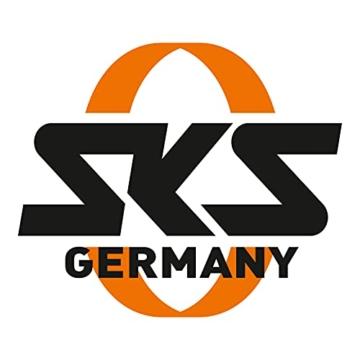 Fahrradluftpumpe SKS Pumpe Rookie -