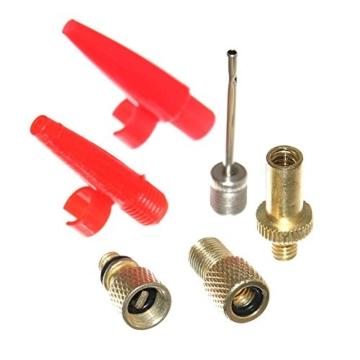 Fahrradventil 6er Ventil Adapter Set -