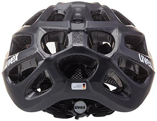 Uvex Fahrradhelm Supersonic Cc, Black Mat, 57-62 cm - 6